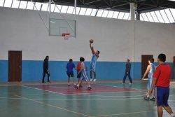 Баскетболдан аудандық ашық турнир өтті