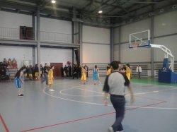 Баскетболдан қаланың ашық біріншілігі өтуде