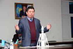 Астанада зымыран пішіндес ғимарат салғанды армандайды
