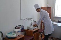 Қарақұмда дәрігерлік амбулатория ашылды