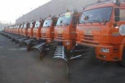 Арал қаласынан 3800 тонна қар шығарылды