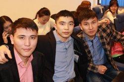 Астанада оқитын студенттерді ауылды өркендетуге шақырды