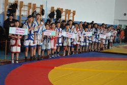 Еңбек ері құрметіне турнир өтті