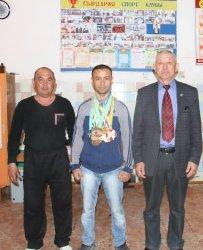 Әлем чемпионы Сырдарияда тұрады
