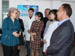 Алматылық профессор дәріс берді