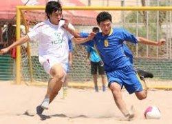 Қызылордада жағажай футболы дамиды