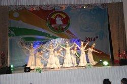«Студенттік көктем» өнер фестивалі өтті