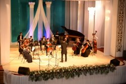 Қызылордада камералық оркестр құрылды
