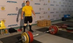 Илья Ильин әлем чемпионатына қатысады (сурет, видео)