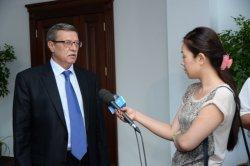 Ресейдің Алматыдағы бас консулын қабылдады