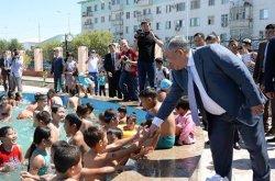 Қызылордада балалар демалыс орны ашылды