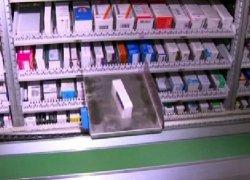 Тұрғындарға робот-фармацевт қызмет көрсетуде