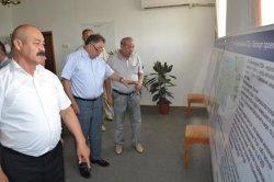 Мәжіліс депутаты У. Бишімбаев Жаңақорғанда болды