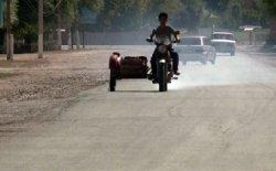 Мотоцикл жүргізушілеріне ескерту жасалды