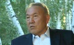 Мемлекет басшысы Нұрсұлтан Назарбаевтың Ұлытау төріндегі сұхбаты