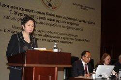 Астана қаласында Темірбек Жүргеновке арналған конференция өтті