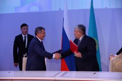 Қызылорда облысы мен Татарстан сауда-экономикалық байланысты нығайтпақ