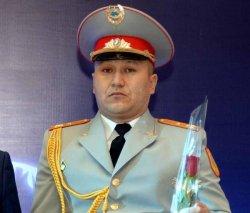 Нұрлан Сенбеков «Үздік тәртіп сақшысы» атанды