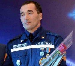 Д.Есемұратов «Үздік құтқарушы» атанды