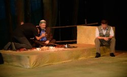Нартай Бекежанов атындағы драма театры Лондонға шақырту алды
