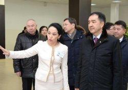 Бақытжан Сағынтаев жұмыс сапарымен Қызылорда облысында болды