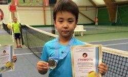 Қызылордалық жасөспірім теннистен республикалық турнирдің жеңімпазы атанды
