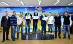 Тоғызқұмалақтан Қазақстан чемпионатында қызылордалықтар топ жарды