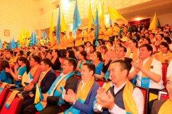Кандидат Н. Назарбаевтың РҚШ мүшелері Қызылорда облысының тұрғындарымен кездесті