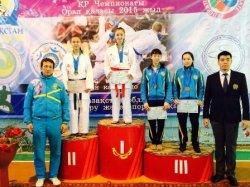 Мөлдір Жаңбырбай әлем чемпионатына қатысады