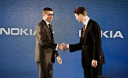 Nokia мен Alcatel-Lucent бірікпек
