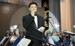 Құрманғазы атындағы ұлт аспаптар оркестрі - Аралда