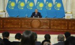 Теңге девальвациясына ешқандай алғышарттар жоқ - Н. Назарбаев