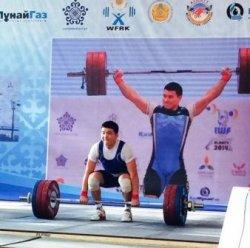 Қызылордалық ауыр атлеттер ел чемпионатында бірінші командалық орынды жеңіп алды