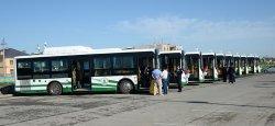 Қызылорда паркі жаңа автобустармен толықты