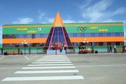 Нағи Ілиясов ауылында спорт кешені мен стадион ашылды