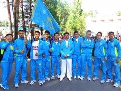 Қызылордалық жас құтқарушылар халықаралық сайысқа қатысты