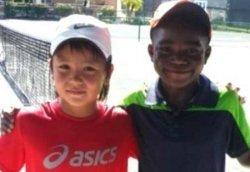 8 жасар аралдық теннисші Флоридадағы чемпионаттың жеңімпазы атанды