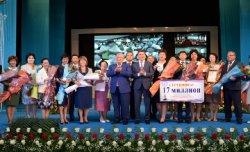 Қызылордада үздік білім ұйымына 17 млн теңге берілді