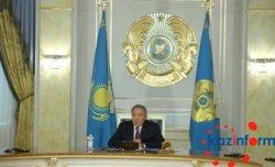 Н.Назарбаев шенеуніктер штатын кеңейтуге және жалақысын көбейтуге мораторий жариялады