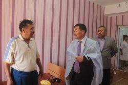 Қазалы ауданының әкімі денсаулық сақтау нысандарын аралады