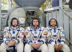 Байқоңырдан бортында қазақстандық ғарышкер бар 500-ші «СОЮЗ» көліктік басқарылатын кемесі ұшырылды