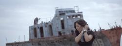 Әнші Диана Шарапова Арал теңізінің трагедиясы туралы бейнебаян түсірді (ВИДЕО)