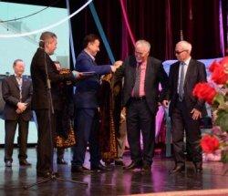 Нартай Бекежанов атындағы Қызылорда облыстық музыкалық драма театрына 60 жыл