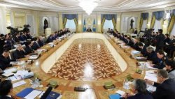 ҚР Президенті отандық тауарлардың сауда орындарына қаншалықты қойылып отырғандығын тексереді