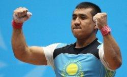 Ауыр атлетикадан ӘЧ: Алмас Өтешев күміс медаль иеленді