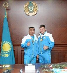Ауыр атлетикадан әлем чемпионы А.Зайчиковке Қызылордадан пәтер берілді
