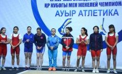 Қызылордада ауыр атлетикадан ҚР Кубогы басталды