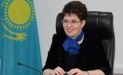 Наталья Годунова «Нұр Отан» партиясының хатшысы болып тағайындалды