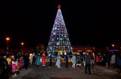 Қызылорда облысының әкімі Сыр өңірі тұрғындарын Жаңа жылмен құттықтады