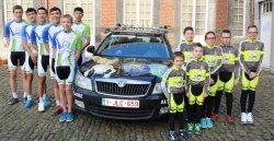 Бельгияда «Байқоңыр» велокомандасының таныстырылымы өтті